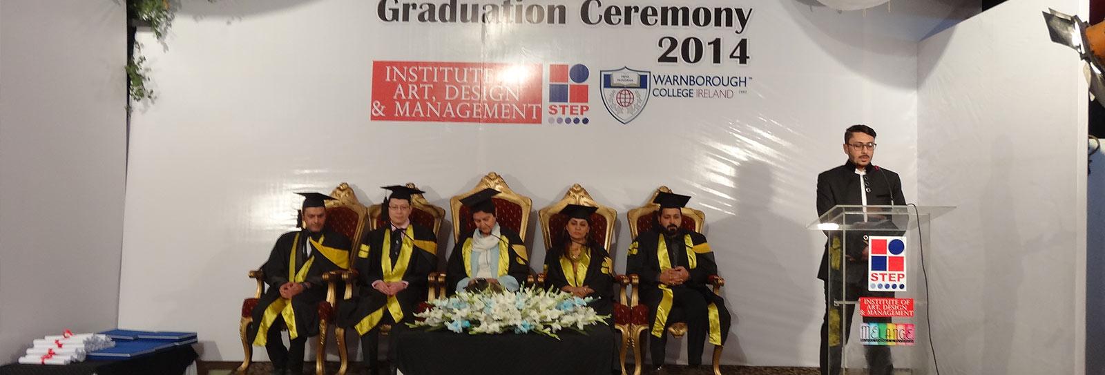 Iadm Graduation In Pakistan Warnborough Worldwide