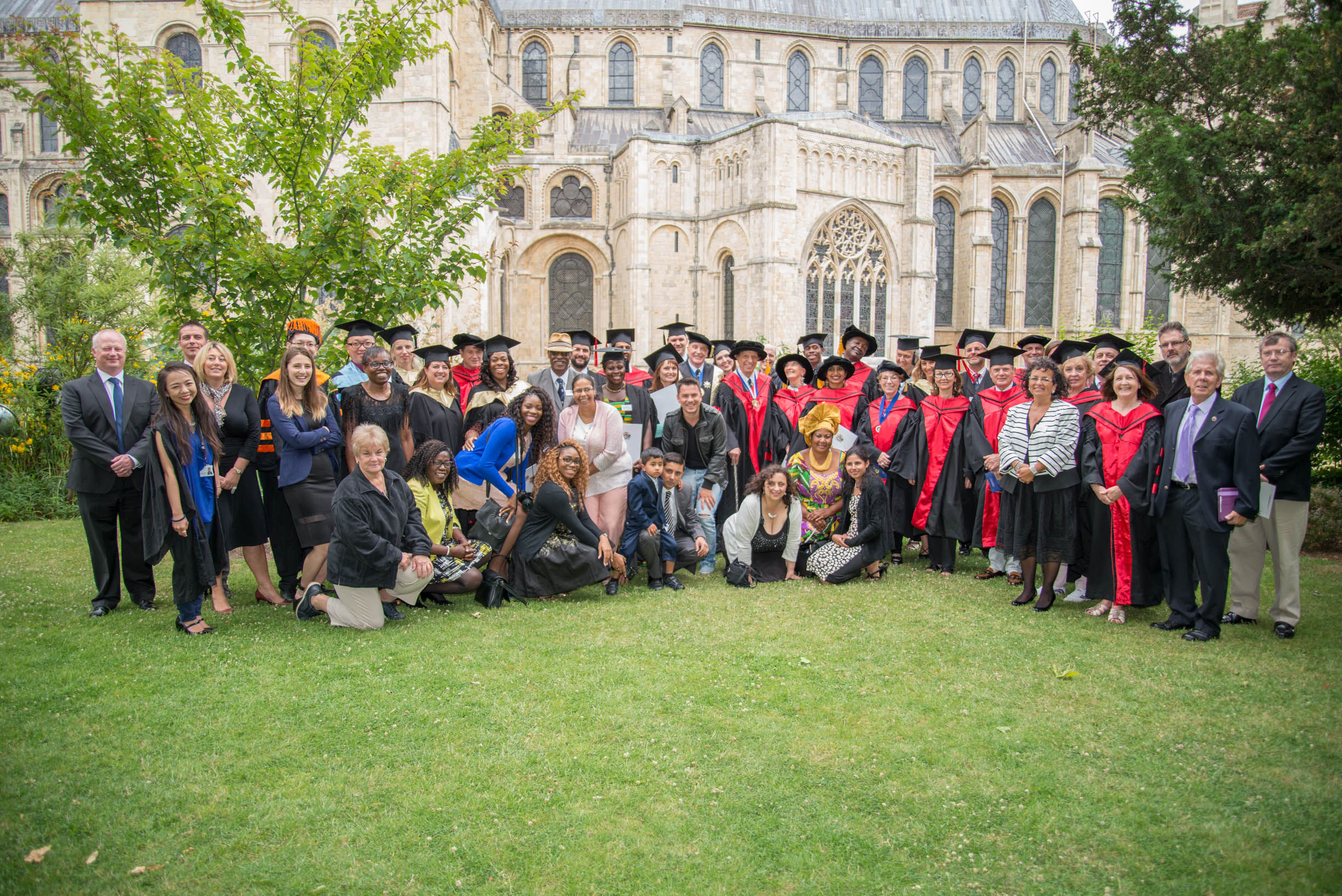 Join our family of impressive graduates worldwide