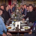 IVETA Europe attendees at Café Rouge, Canterbury