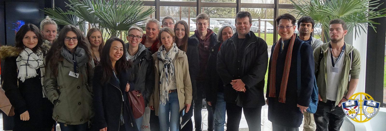Warnborough partners with Hanse Berufskolleg to provide internships for German students