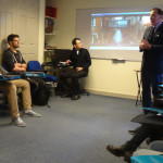 Induction at Warnborough College