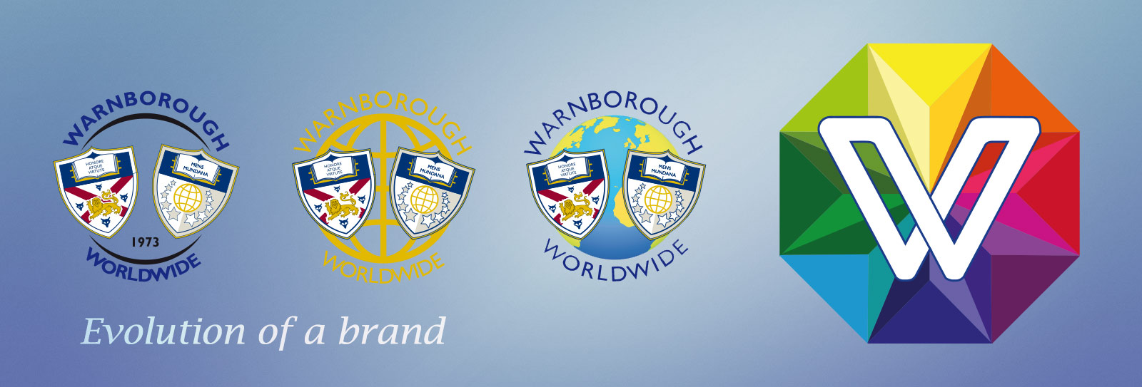 Warnborough Worldwide logo explanation