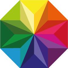 The Warnborough Worldwide Colour Wheel