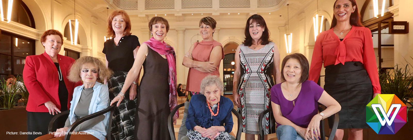 Dr Betsy Ann Buchanan is one of 15 women honoured at the 2017 WA Women's Hall of Fame