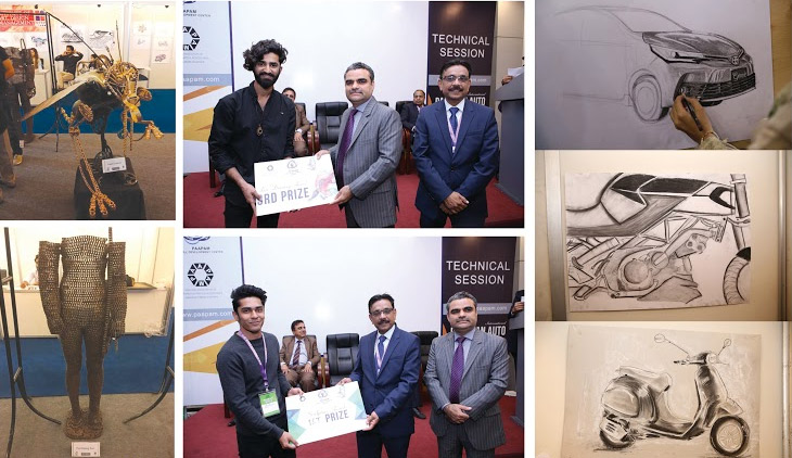 Our students at STEP-IADM in Pakistan winning a host of national prizes