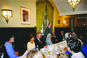 Being hosted at the House of Lords during our 30th anniversary