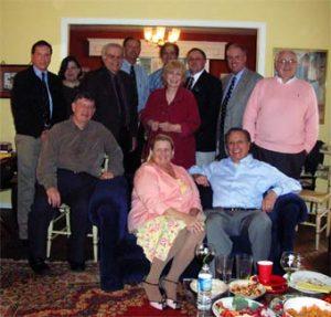 Alumni gathering in USA in 2005